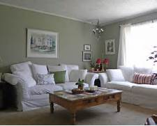 Photos Of Living Rooms With Green Walls by Apply The Color Sage Green For Your Home Design Farmhouse Living Room Furni
