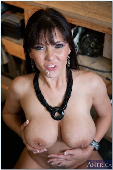 slutty porn star claire dames in the garage big tit avenue