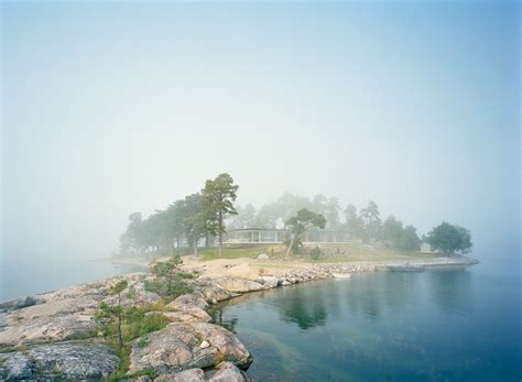 Luxury Villa On Swedish Island by Luxury Villa On Swedish Island