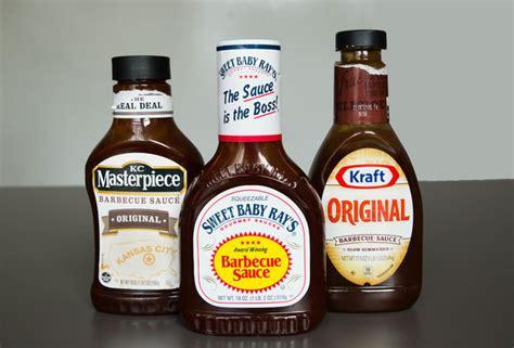 the best bbq sauce best bottled bbq sauce sweet baby ray s stubb s kc masterpiece bull s eye