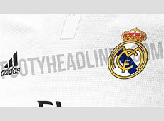 La camiseta del Real Madrid para la temporada 20182019