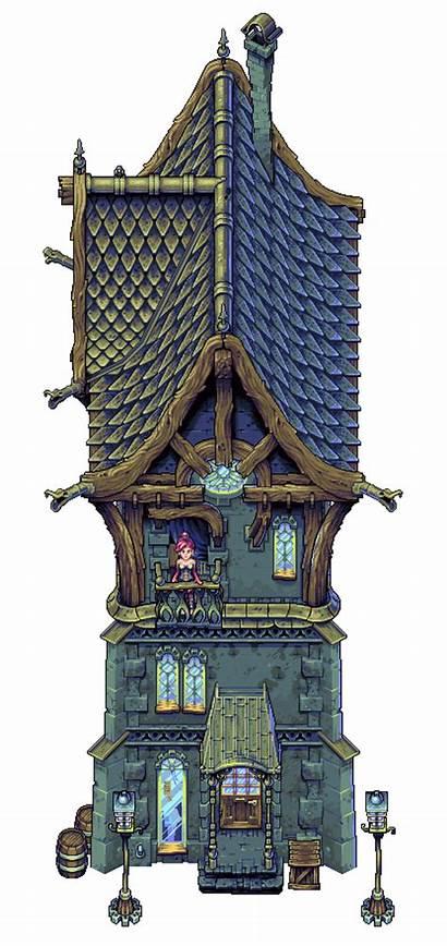 Steampunk Cyangmou Pixel Pixeljoint Pixelart Games Jrpg