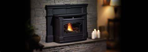 fireplace pellet stove insert top 8 fireplace insert trends of 2017