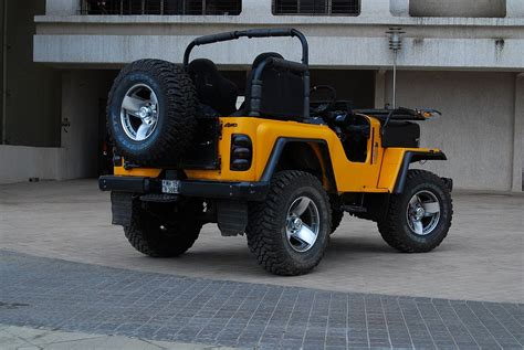 mahindra jeep 2013 mahindra thar a truly off road indian sagmart