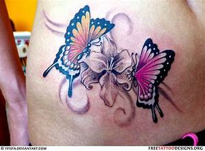 Butterfly Tattoos and Designs| Page 463