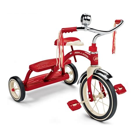 radio flyer dual deck tricycle canada tricycle classic dual deck tricycle radio flyer