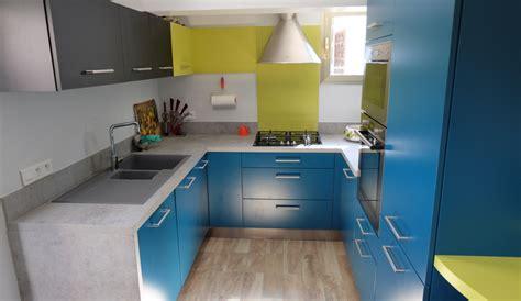 cuisine petit espace attractive modele de cuisine moderne 6 cuisine vintage