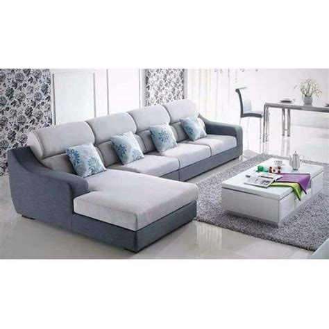 Drawing Room Sofa Set by Grey Wood Designer Drawing Room Sofa Set Rs 19000 Set