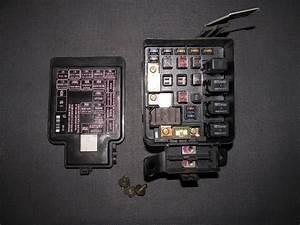 96 97 98 99 00 Honda Civic Oem Engine Fuse Box  U2013 Autopartone Com