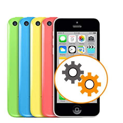 reset iphone 5c iphone 5c software reset masterteq cell phone repair