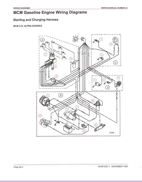Mercruiser Wiring Diagram Free