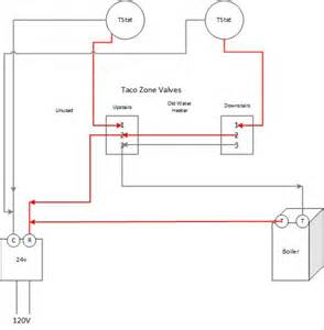 similiar taco 571 zone valve wiring keywords hot water zone valves on taco zone valve wiring diagram