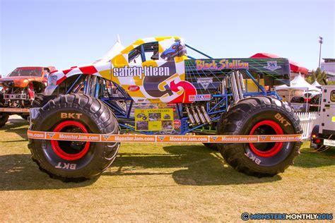 monster truck jam chicago black stallion monster trucks wiki fandom powered by wikia