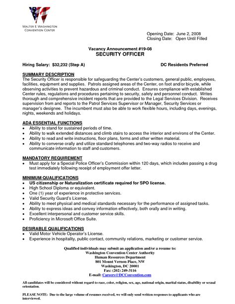 security clearance resume example resume security clearance example examples of resumes