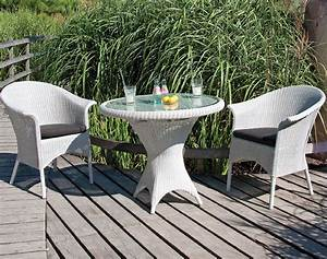 Polyrattan Tisch Rund : sonnenpartner tisch 110cm bonaire esstisch polyrattan art jardin ~ Orissabook.com Haus und Dekorationen