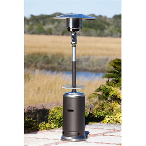 patio heater black stainless steel all about events