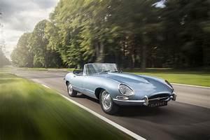 Jaguar's E-type Zero is the most beautiful electric car ...
