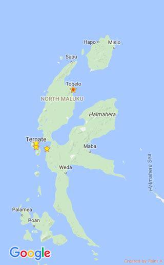 mengunjungi tobelo halmahera utara nusa travel guide