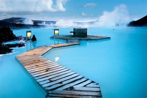 Iceland Luxurious Destination The Blue Lagoon