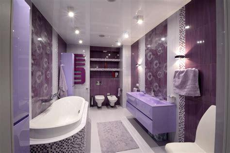 black white purple bathroom decora 231 227 o rosa para banheiro como fazer 1744