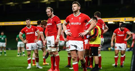 Wales player ratings vs Ireland - Autumn Nations Cup