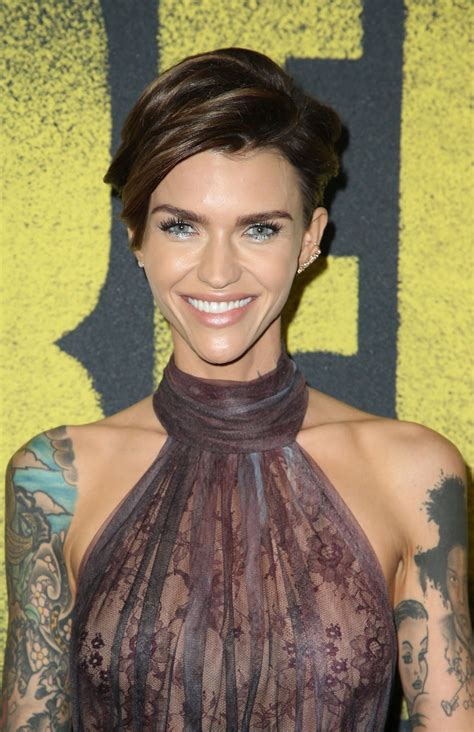 ruby rose latest  page    celebmafia