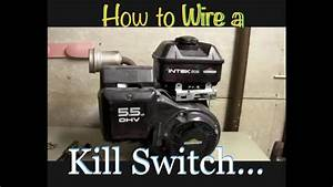 How To Wire A Kill Switch