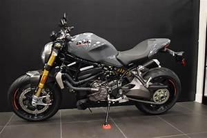 Ducati Monster 1200s : 2019 ducati monster 1200s ducati redmond ~ Medecine-chirurgie-esthetiques.com Avis de Voitures