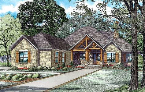 rustic mountain home plan  architectural designs house plans