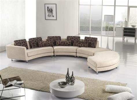 Sofas Designs by Living Room Designs With Curved Sofas