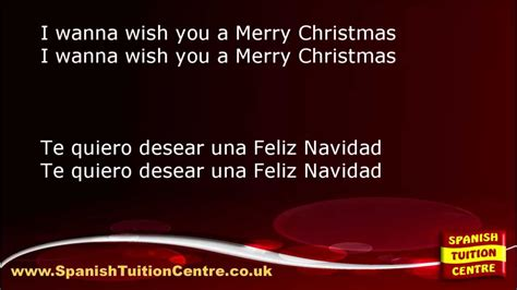 jose feliciano feliz navidad lyrics youtube learn spanish songs jos 233 feliciano feliz navidad youtube