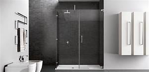 Cabine De Douche Rectangulaire : douche italienne de salle de bain bath room ~ Melissatoandfro.com Idées de Décoration