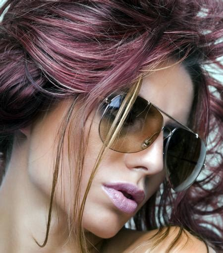 light pink highlights black hair with light pink highlights find your