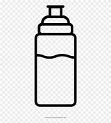 Bottle Water Coloring Pages Template sketch template