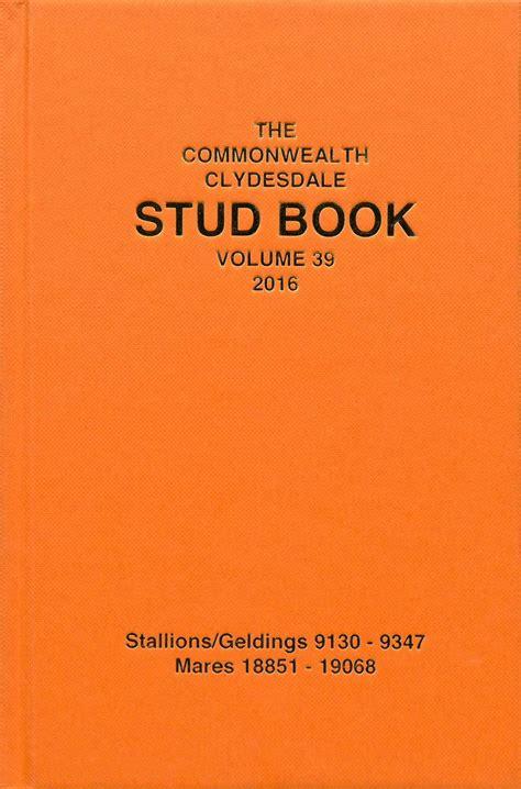 stud merchandise volume horse