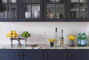 Cabinet door styles in 2018 top trends for ny kitchens for Kitchen cabinet trends 2018 combined with champagne bottle wall art