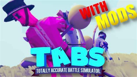 balloon archer   unit tabs  mods