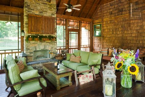 27+ Decorative Large Back Porch Ideas