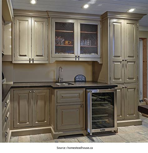 peinture armoire cuisine faience deco