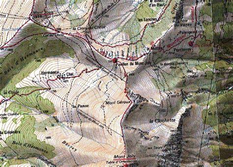 le chalet du mont d arbois refuge du mont joly gervais haute savoie 74 randonn 233 es