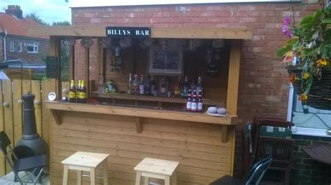 garden bars shed pubs   bring  local home