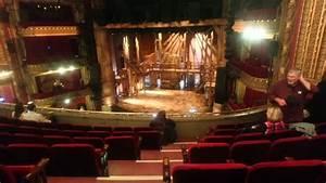 Hamilton Seating Chart Cibc Theatre Level 3 Mezzanine