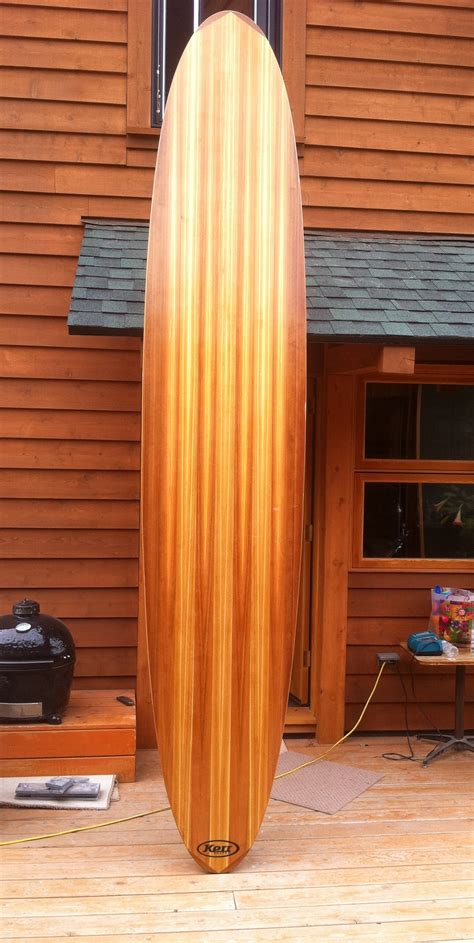 build  wooden paddle board plans
