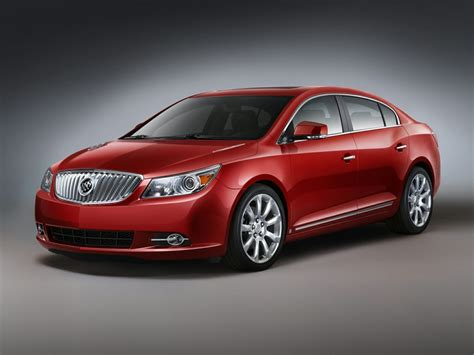 Used Buicks by 2012 Buick Lacrosse For Sale Cargurus