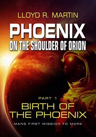 phoenix   shoulder  orion part   birth   phoenix  lloyd martin