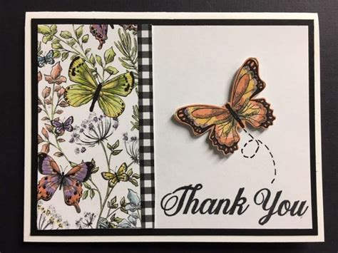 My Creative Corner Butterfly cards Stampin up cards