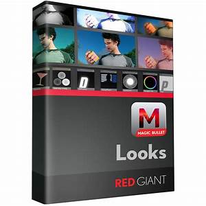 Red Giant Magic Bullet Looks Plug-In Upgrade MBT-LOOKS-UV B&H