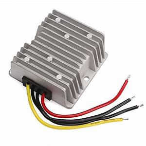 Waterproof Monitor Dc 4 5 24  36  48v Volt Battery