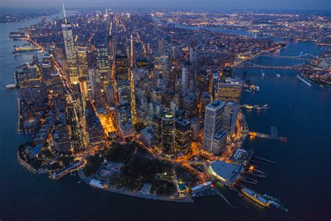 These Aerial Views Of New York City Will Take Your Breath
