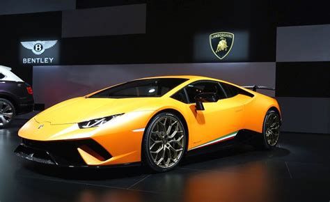lamborghini huracan performante 2018 2018 lamborghini huracan performante nurburgring time 0 to